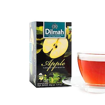 Dilmah帝瑪 蘋果紅茶(2gx20入)