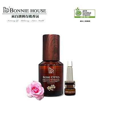Bonnie House 頂級有機玫瑰醒膚精萃1入組
