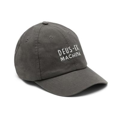 Deus Charlestown Cap-棒球帽 -灰 (男/女)