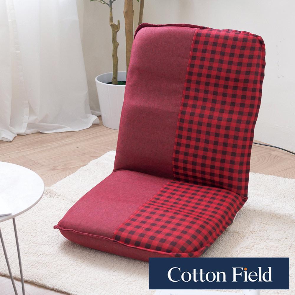 棉花田 艾立克 多段式折疊和室椅-紅色