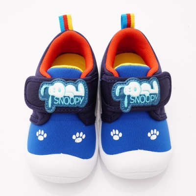 SNOOPY童鞋 史努比休閒鞋款 NI5226藍(中小童段)