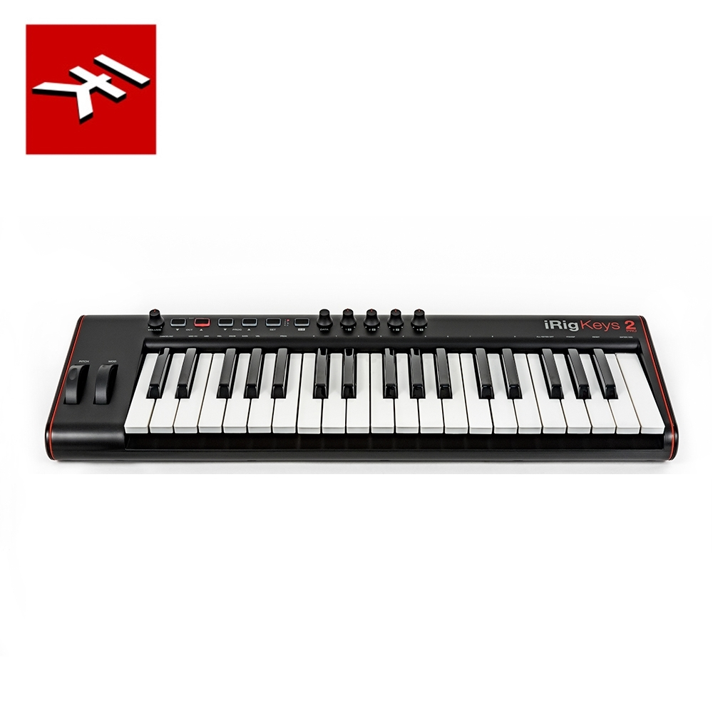 IK Multimedia iRig Keys 2 PRO 37鍵midi控制鍵盤