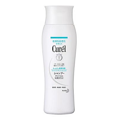 珂潤 Curel 溫和潔淨洗髮精 200ml