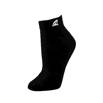 ZEPRO-男子運動伸縮襪-襪底加厚板-黑