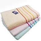大格浴巾-2124/橫紋浴巾-2914-2入組