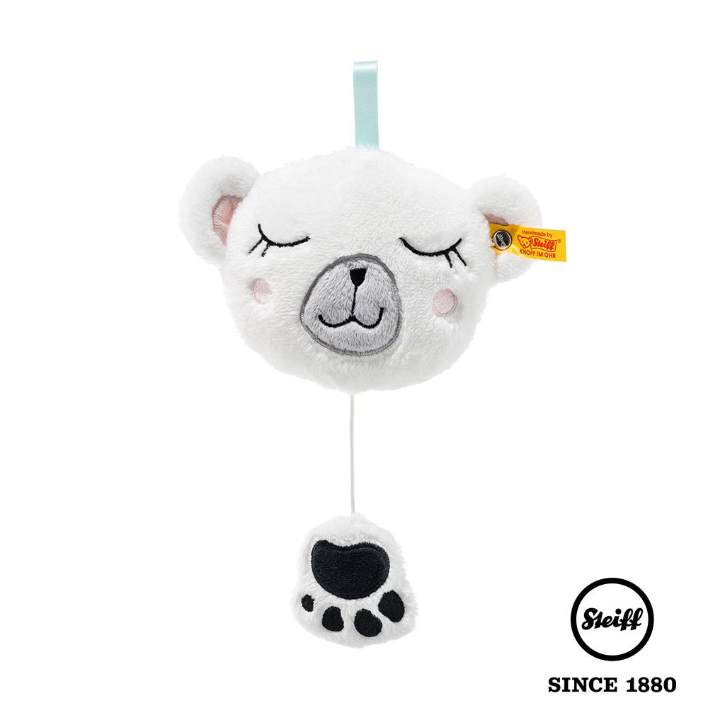STEIFF 北極熊 Iggy Polar Bear(嬰幼兒音樂鈴) @ Y!購物