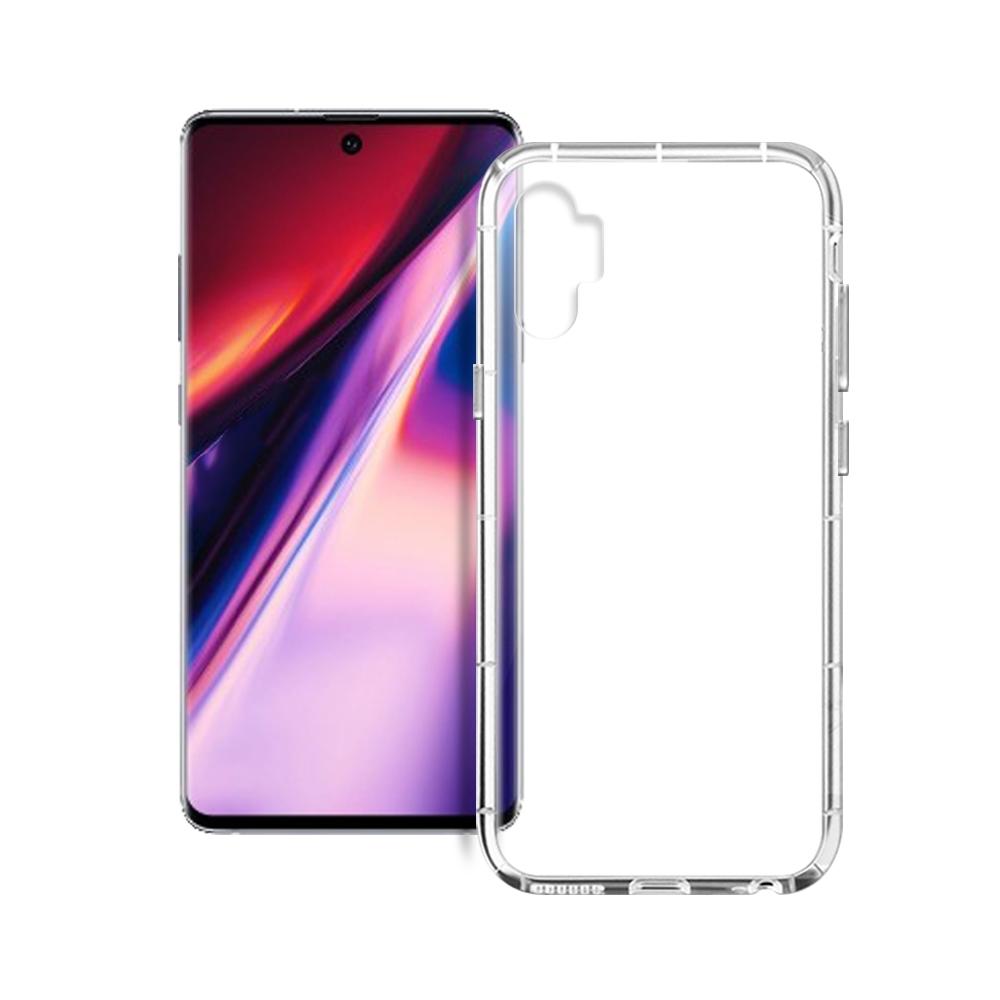 Xmart for 三星 Galaxy Note 10+ 加強四角防摔空壓殼