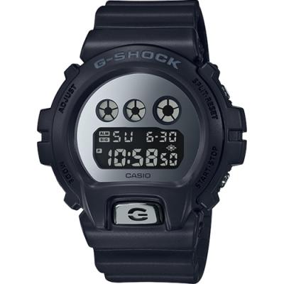 CASIO G-SHOCK 經典街頭運動腕錶(DW-6900MMA-1)