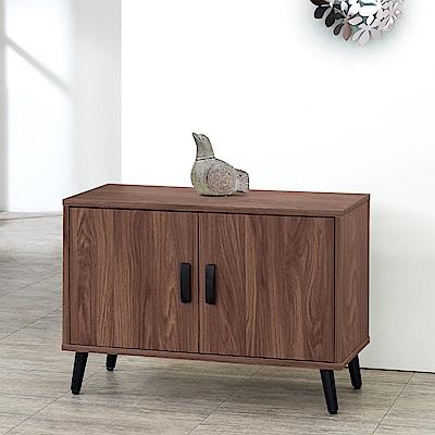 Homelike 達倫2.7尺坐式鞋櫃-80x38x45cm
