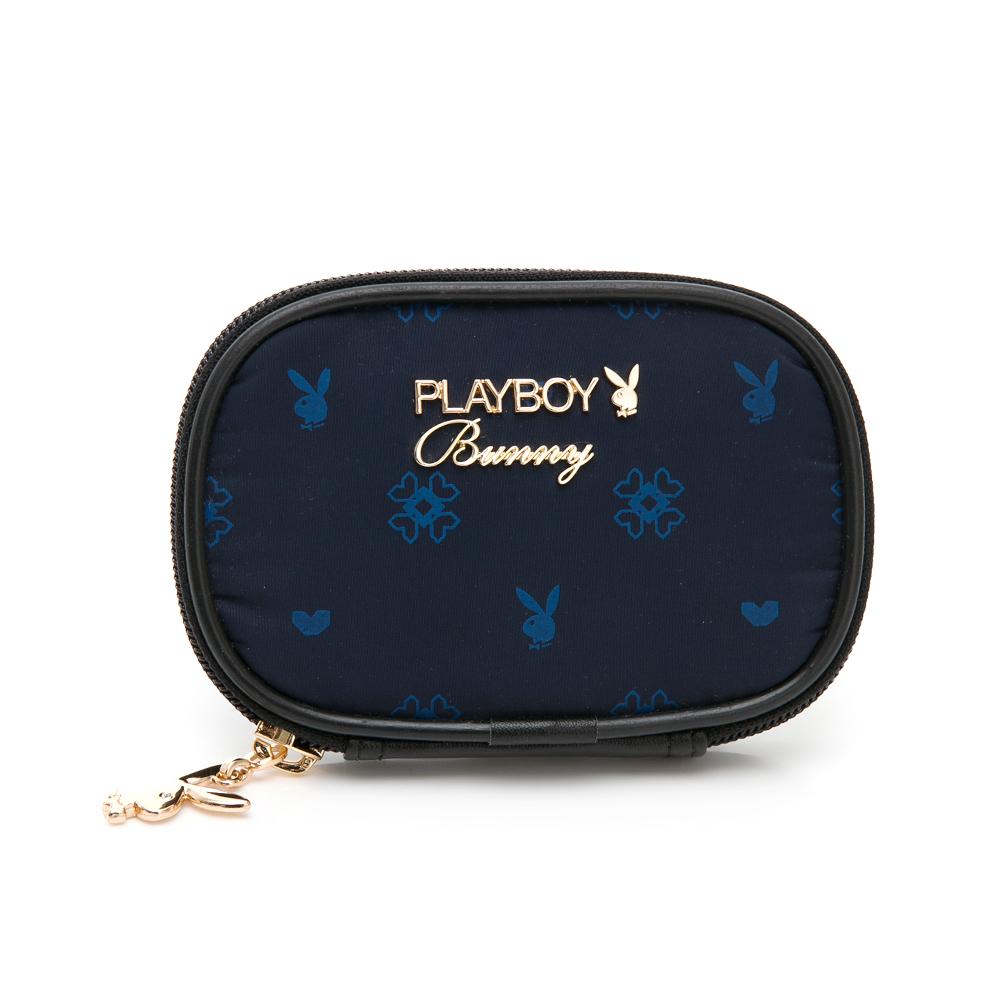 PLAYBOY- 鎖包  永恆深藍 -藍色