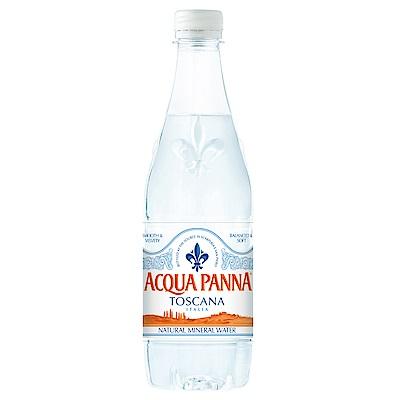 (活動)Acqua Panna普娜 天然礦泉水-寶特瓶(500mlx24瓶)