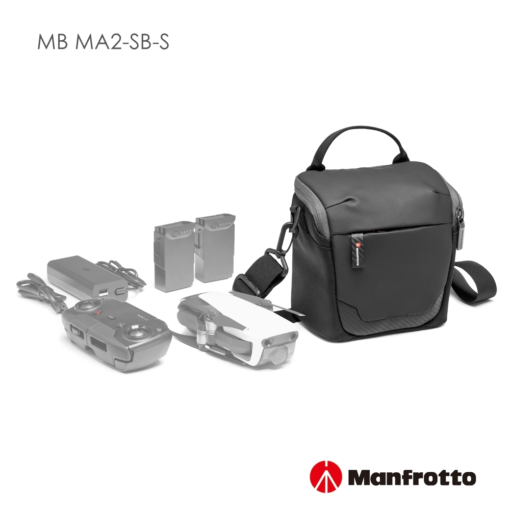 Manfrotto 輕巧肩背包 S 專業級II Advanced2 Shoulder S