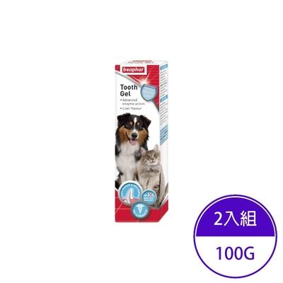 Beaphar樂透-犬貓潔牙凝膠 100g (2入組)