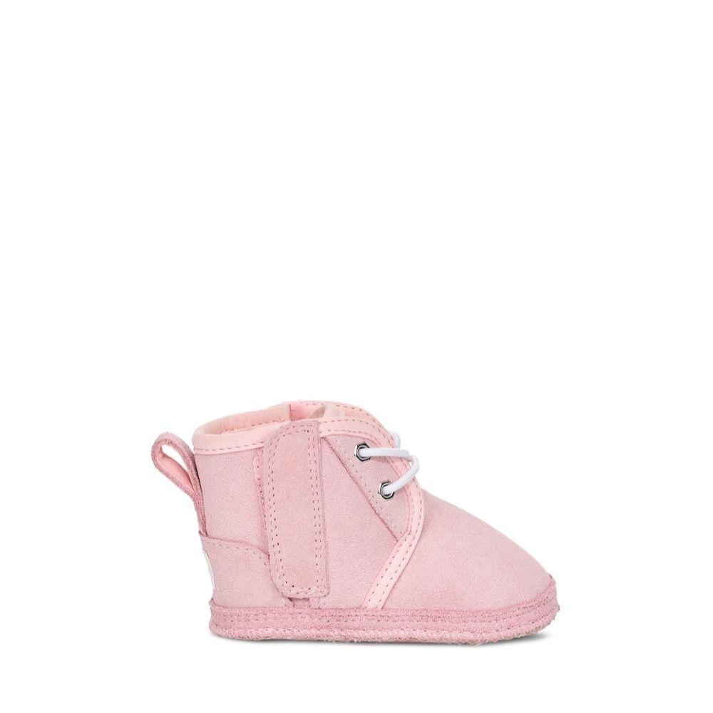 UGG 童鞋 - 公主風粉嫩保暖 Baby Neumel 短靴