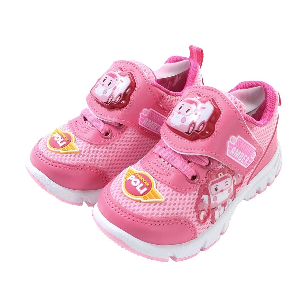 台灣製POLI安寶款閃燈運動鞋 sa91273 魔法Baby