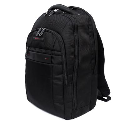 Sphere斯費爾 都會商務休閒電腦後背包 黑色