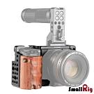 SmallRig 2082 專用相機承架(木質手柄)│for A6000/A6300 系列