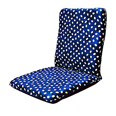 Gloria   招福-輕巧-高背和室椅藍