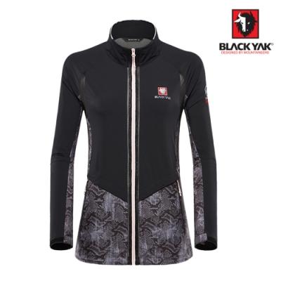 【BLACKYAK】女CORDURA印花網布輕薄外套