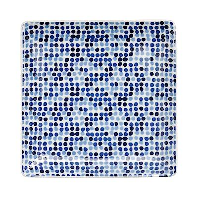 Natural69 波佐見燒 Swatch系列 方形淺盤 17cm 磁磚