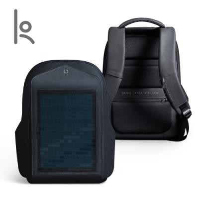 Korin Design HiPack Solar 太陽能隱藏式鎖扣後背包(代理商公司貨)