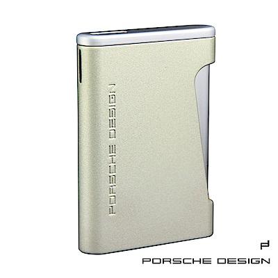 保時捷Porsche Design P3641扁平型防風火焰打火機(香檳)