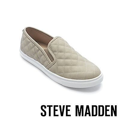 STEVE MADDEN-ECENTRCQ 平底懶人鞋-紋灰
