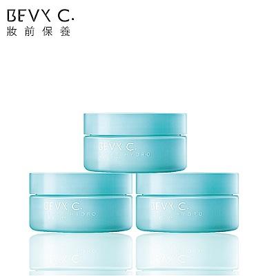 【官方直營】BEVY C. 水潤肌保濕霜3件組(深層滋潤團購組)