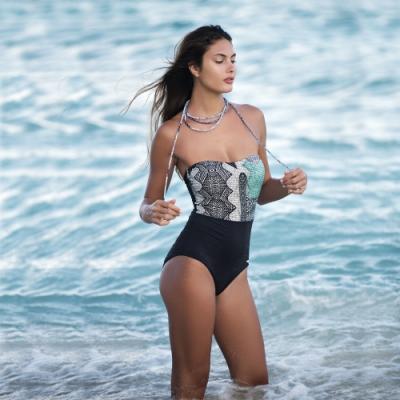 澳洲Sunseeker泳裝Rustic craft系列連身三角泳衣1180084MIN