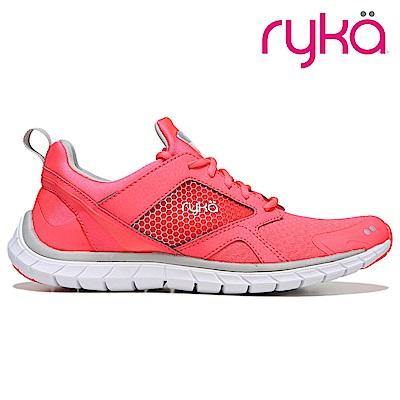 ryka PRIA 女慢跑休閒鞋 粉桔 RKE3835M1600
