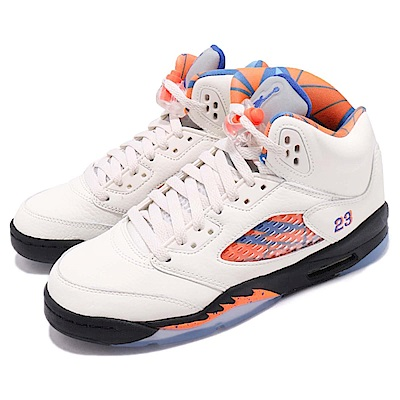 Nike 籃球鞋 Jordan 5 Retro 女鞋