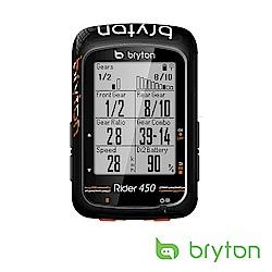 Bryton Rider 450E GPS 無線自行車記錄器
