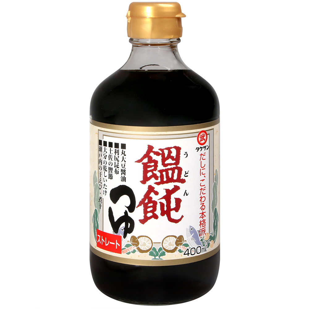武山 烏龍麵味露(400ml)