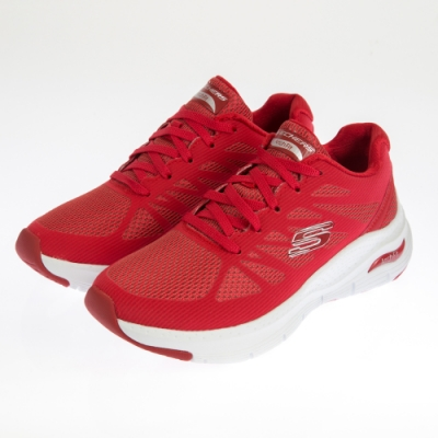 SKECHERS 女運動 ARCH FIT - 149055RED