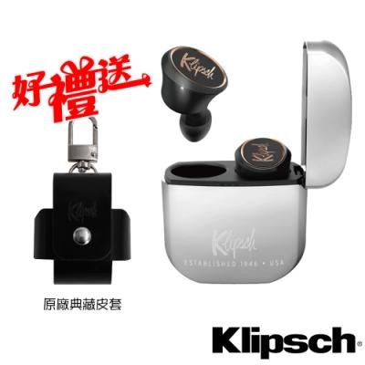 【美國Klipsch】真無線藍牙耳機T5+送原廠典藏皮套