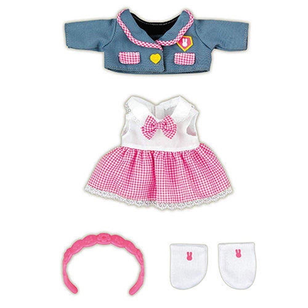 任選日本 小美樂 格子制服裝 配件_PL51470 (不含娃娃)日本PILOT 原廠公司貨