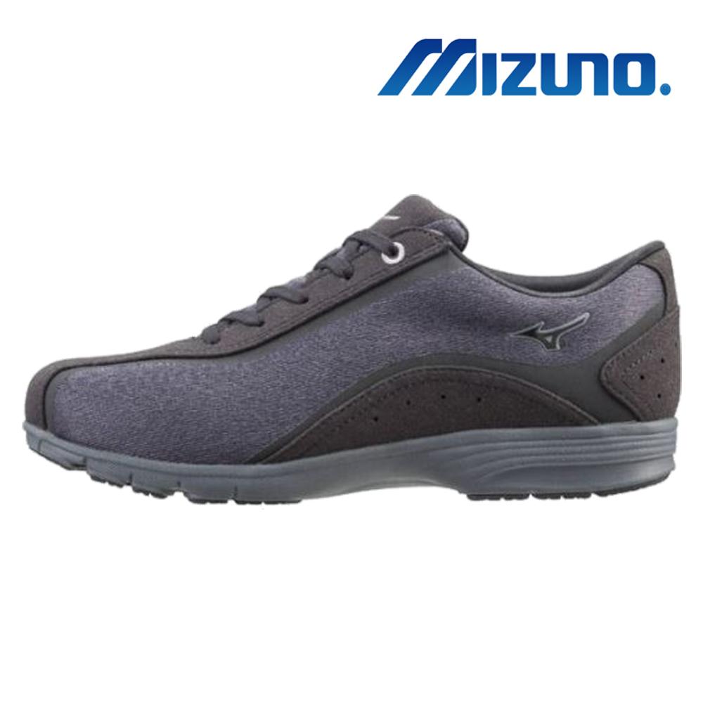 MIZUNO LS802 寬楦 女健走鞋 休閒鞋 B1GF183208