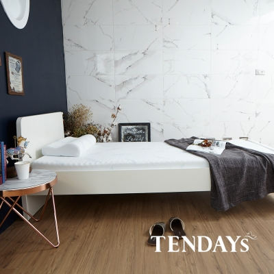 TENDAYS DISCOVERY 柔眠床墊(晨曦白) 3尺標準單人 8.5cm厚