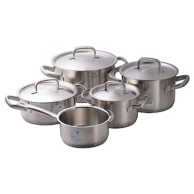 WMF Gourmet Plus 不鏽鋼鍋5件組
