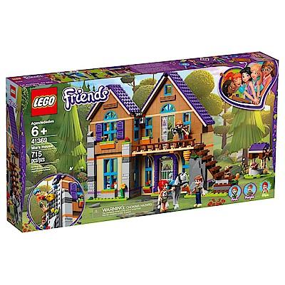 樂高LEGO Friends系列 - LT41369 米雅的家