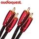 美國 Audioquest Golden Gate 訊號線(RCA-RCA) -1M product thumbnail 1