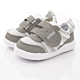 IFME健康機能鞋 輕量學步鞋款 ZE10202銀(寶寶段) product thumbnail 1