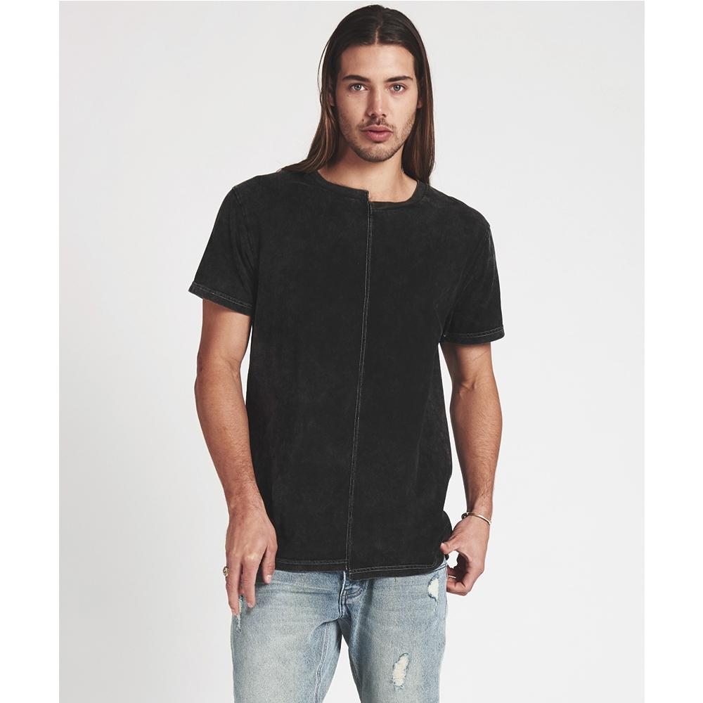 ONETEASPOON ACID WASH TEE 短袖T恤 (黑)
