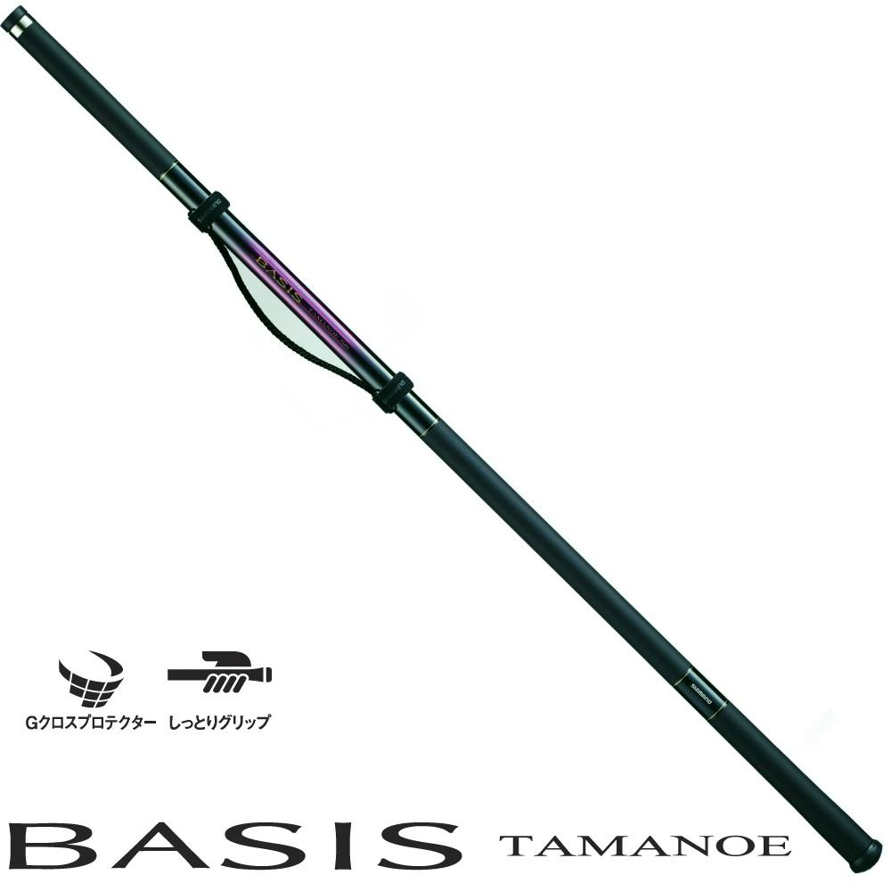 【SHIMANO】BASIS TAMANOE 500 玉柄 (25057)