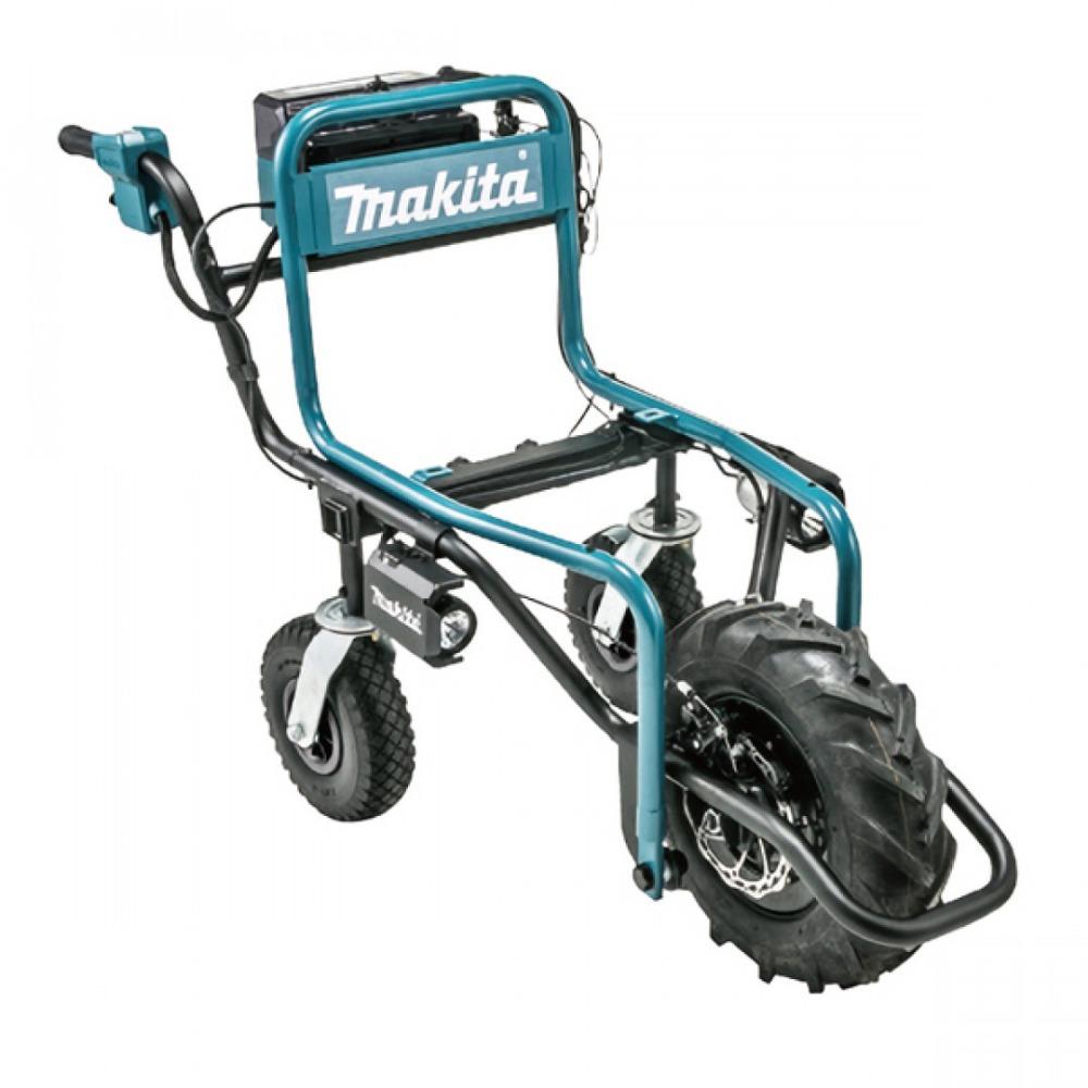 MAKITA牧田 18V充電式三輪搬運車DCU180Z(單機)無電池 無充電器[農機補助]