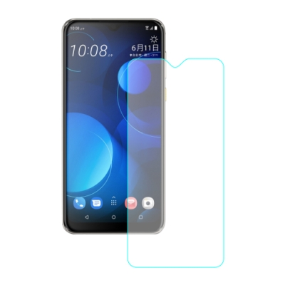 【SHOWHAN】HTC Desire 19+ 鋼化玻璃0.3mm疏水疏油抗指紋保護貼