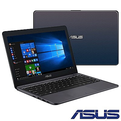 ASUS E203MA 11吋筆電 (N4000/4G/32G/Win10/灰