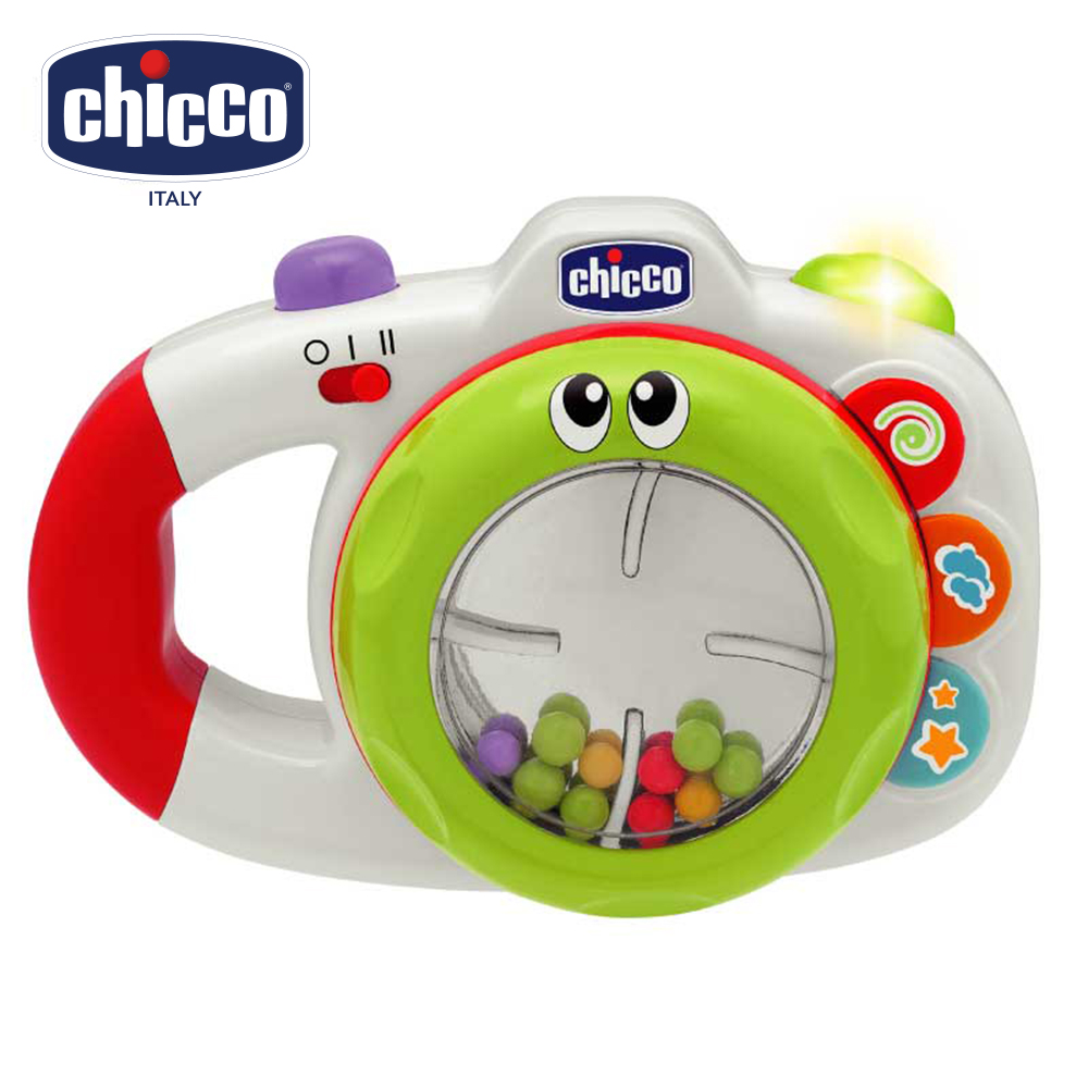 chicco-歡樂音樂照相機