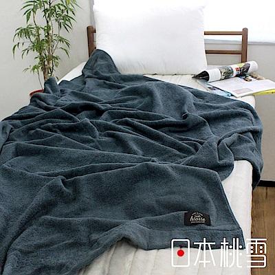 日本桃雪今治飯店毛巾被(紺青)