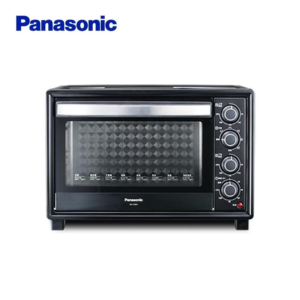 (快速到貨) Panasonic 國際牌 38L烘烤旋轉式電烤箱 NB-H3801